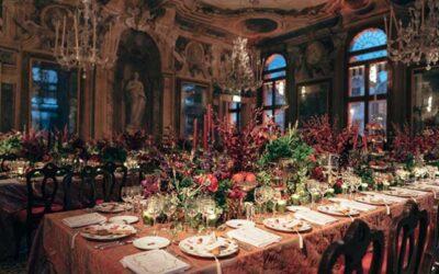 Fortuny con Dior a Venezia